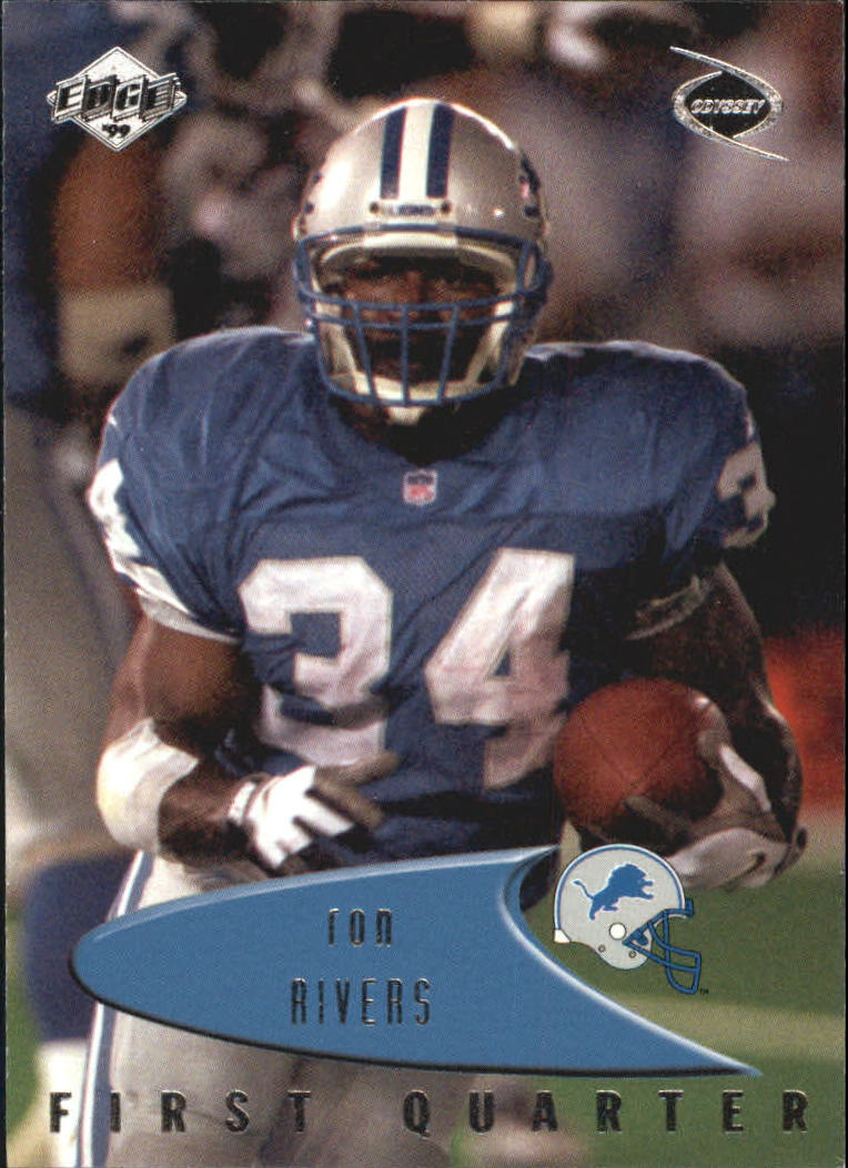 1999 Collector's Edge Odyssey #58 Ron Rivers