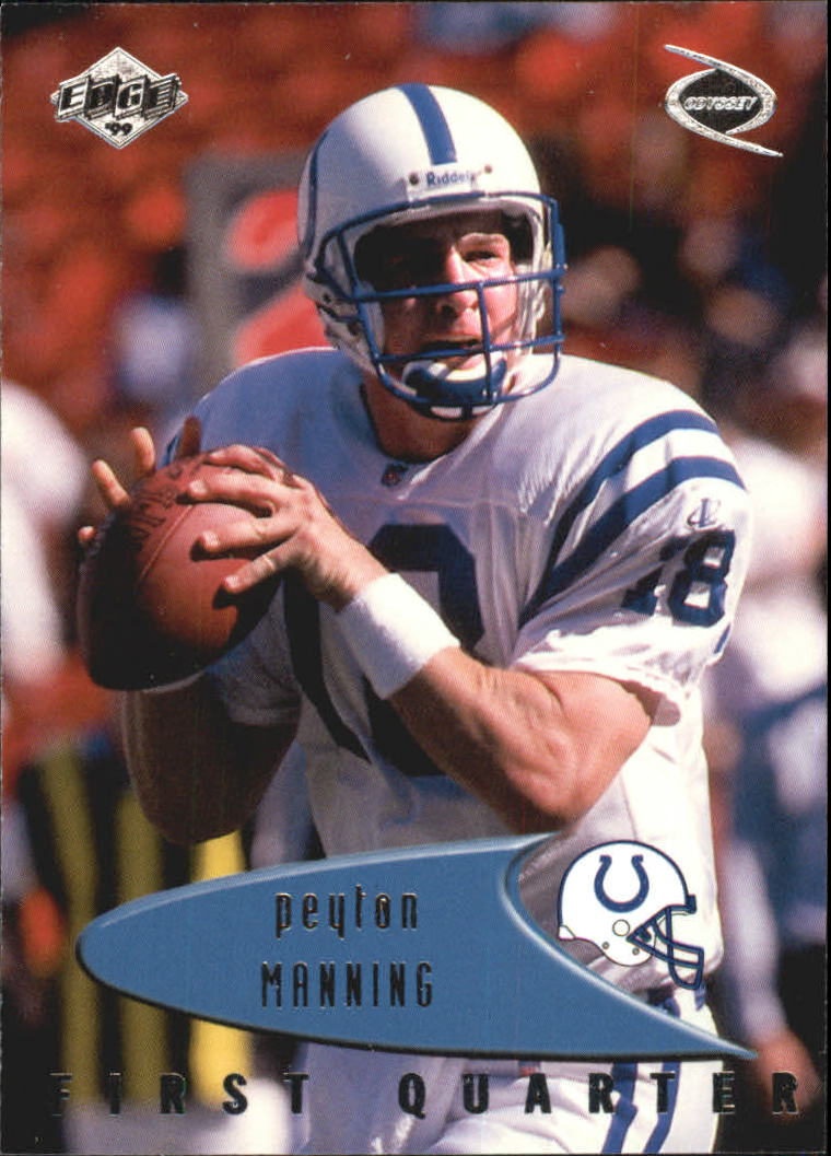 1999 Collector's Edge Odyssey #66 Peyton Manning