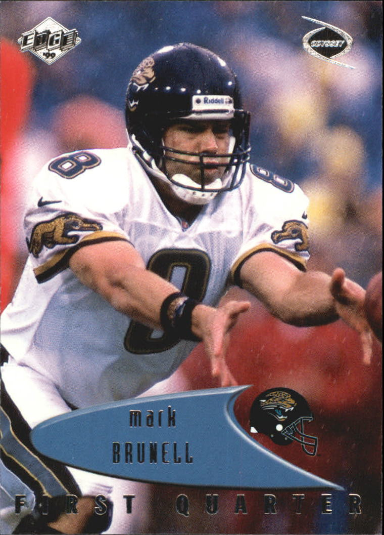 1999 Collector's Edge Odyssey #67 Mark Brunell