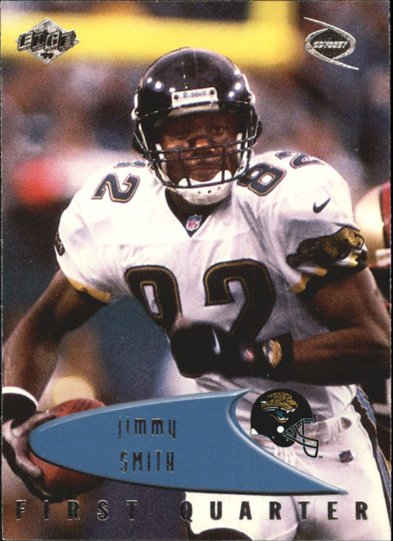 1999 Collector's Edge Odyssey #69 Jimmy Smith