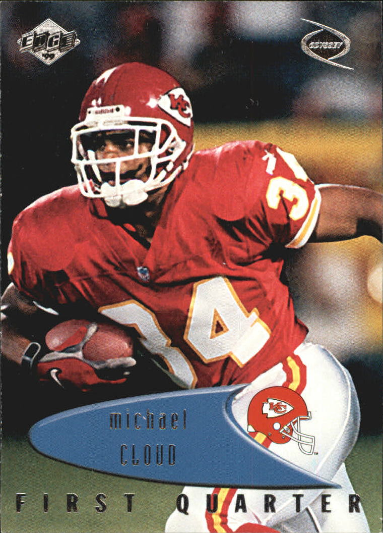 1999 Collector's Edge Odyssey #73 Mike Cloud RC