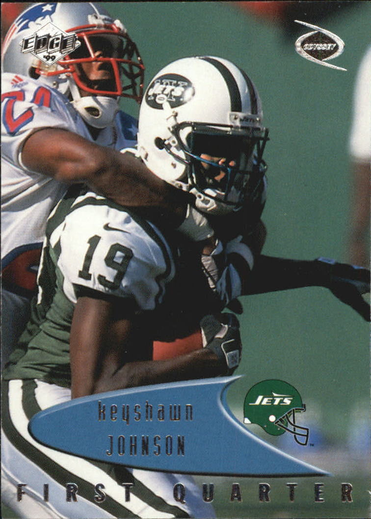 1999 Collector's Edge Odyssey #104 Keyshawn Johnson
