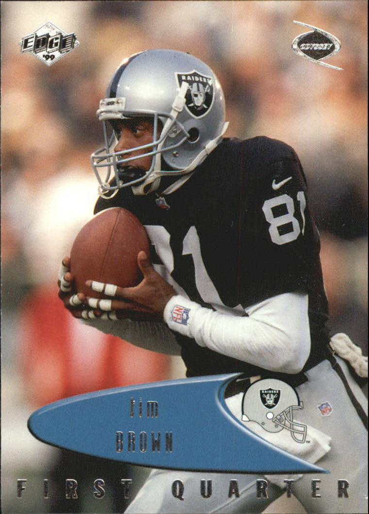 1999 Collector's Edge Odyssey #107 Tim Brown