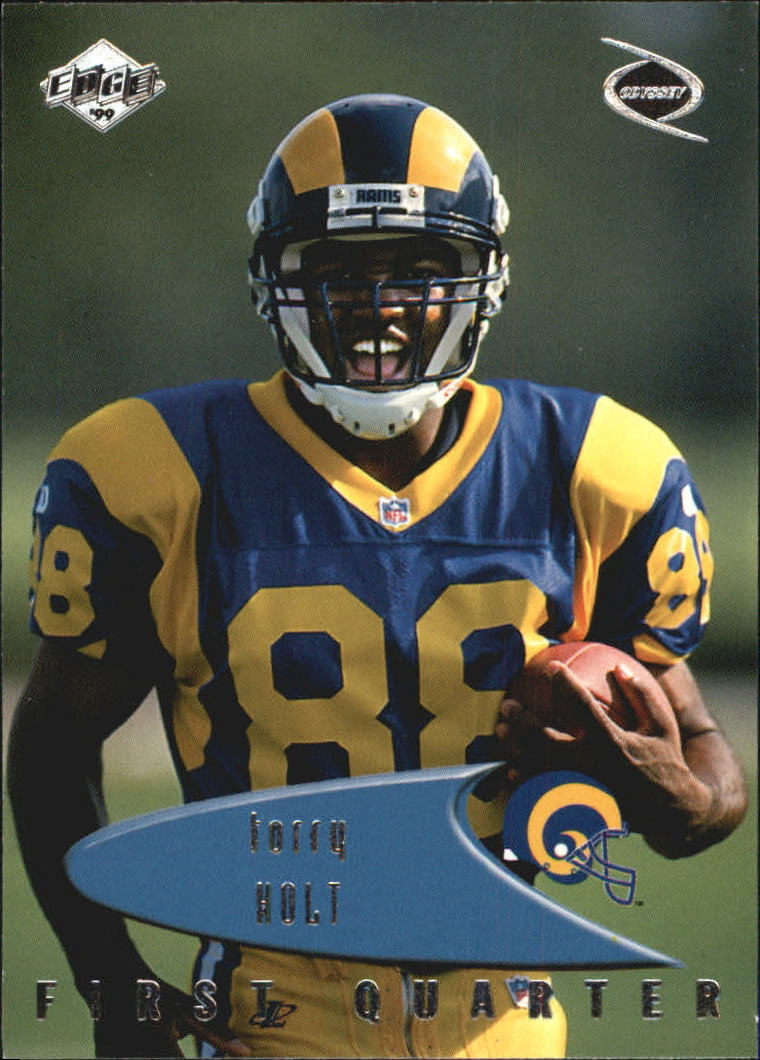1999 Collector's Edge Odyssey #122 Torry Holt RC