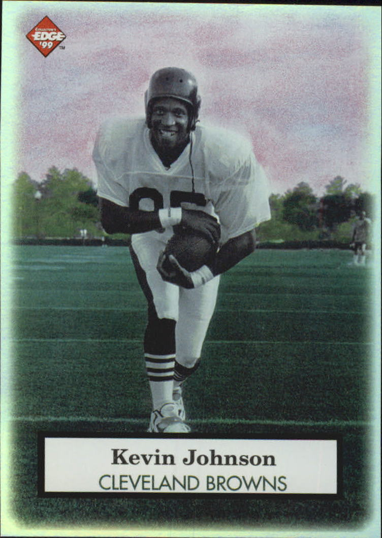 1999 Collector's Edge Odyssey Old School #OS8 Kevin Johnson