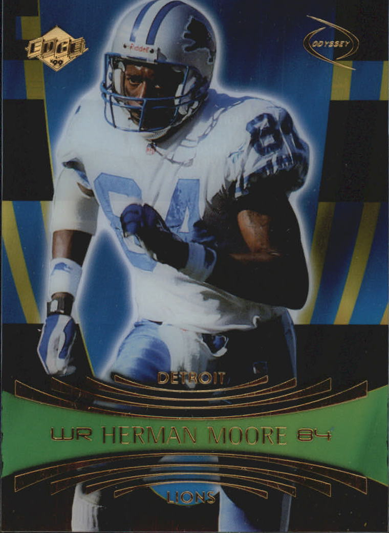 1999 Collector's Edge Odyssey Super Limited Edge #SLE9 Herman Moore