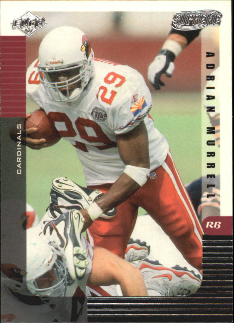 1999 Collector's Edge Supreme #4 Adrian Murrell
