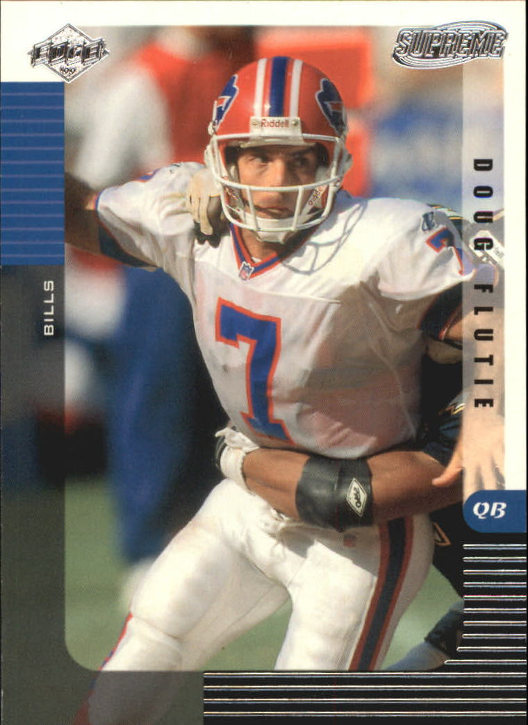 1999 Collector's Edge Supreme #15 Doug Flutie
