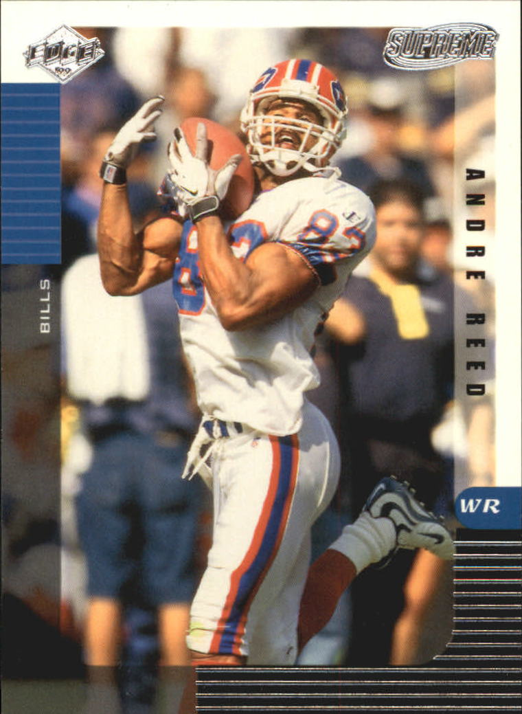1999 Collector's Edge Supreme #17 Andre Reed
