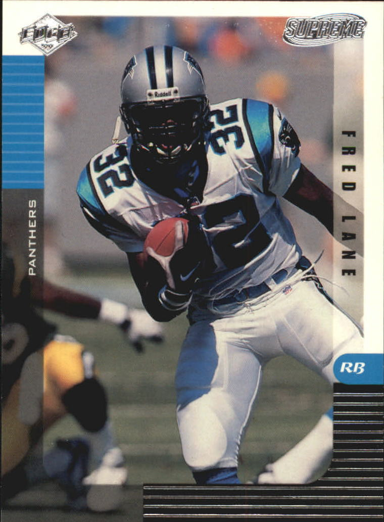 1999 Collector's Edge Supreme #22 Fred Lane
