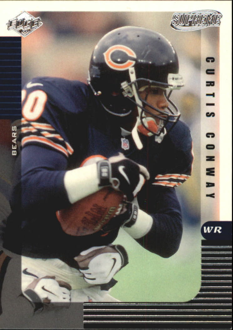 1999 Collector's Edge Supreme #24 Curtis Conway