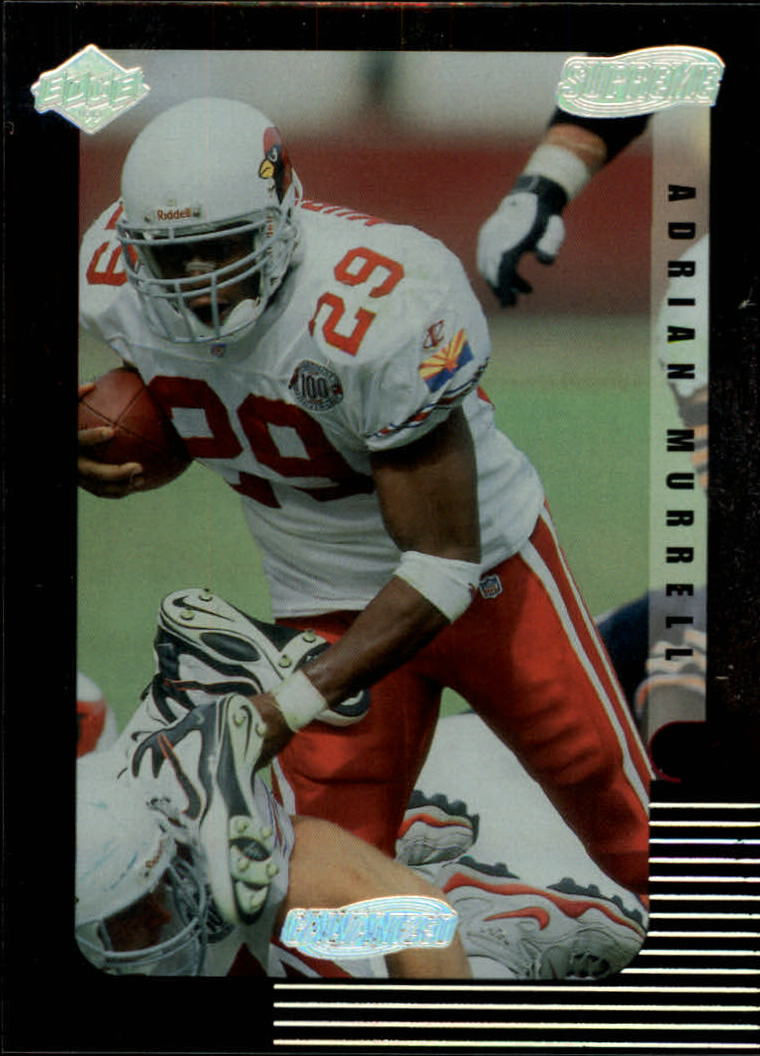 1999 Collector's Edge Supreme Galvanized #4 Adrian Murrell