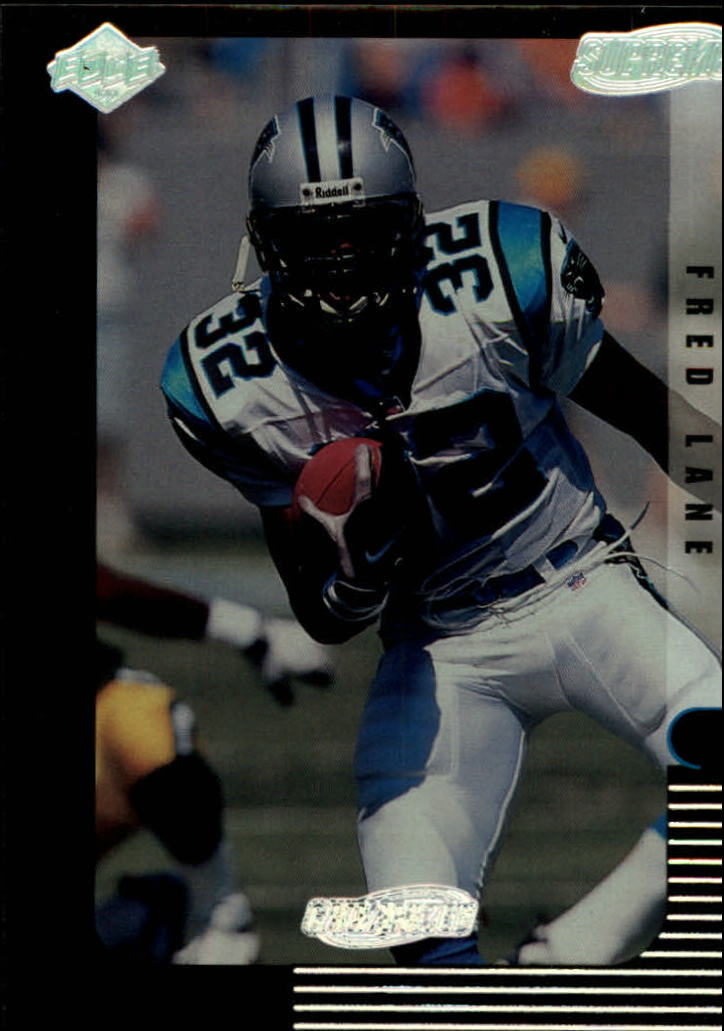 1999 Collector's Edge Supreme Galvanized #22 Fred Lane