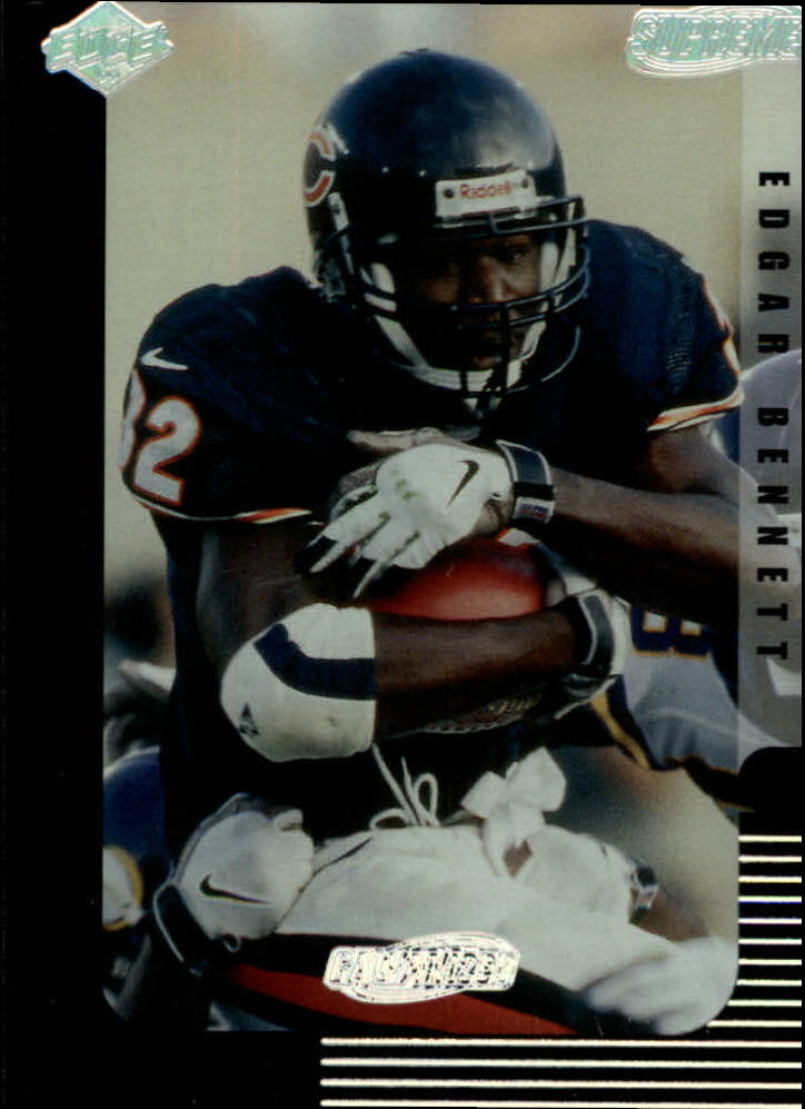 1999 Collector's Edge Supreme Galvanized #23 Edgar Bennett