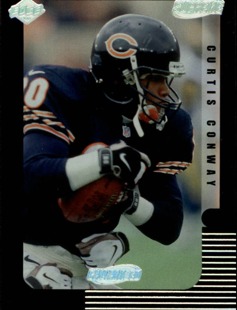 1999 Collector's Edge Supreme Galvanized #24 Curtis Conway