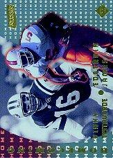 1999 Collector's Edge Supreme Homecoming #H5 E.James/V.Testaverde
