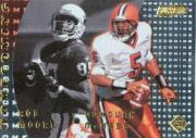 1999 Collector's Edge Supreme Homecoming #H9 D.McNabb/R.Moore
