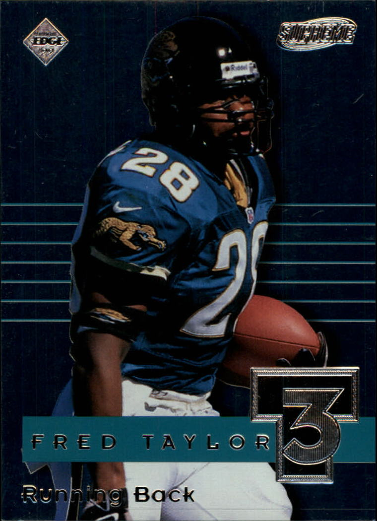 1999 Collector's Edge Supreme T3 #T19 Fred Taylor
