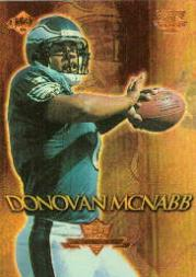 1999 Collector's Edge Triumph Commissioner's Choice #CC2 Donovan McNabb