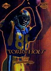 1999 Collector's Edge Triumph Commissioner's Choice #CC8 Torry Holt
