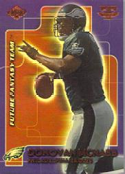 1999 Collector's Edge Triumph Future Fantasy Team #FFT15 Donovan McNabb