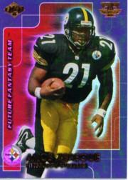 1999 Collector's Edge Triumph Future Fantasy Team #FFT20 Amos Zereoue