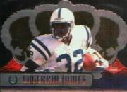 1999 Crown Royale #59 Edgerrin James RC