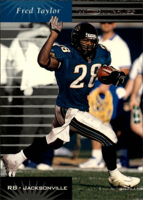 1999 Donruss #58 Fred Taylor