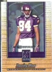 1999 Donruss Elite Inserts #EL19 Randy Moss