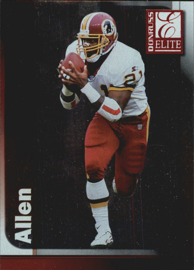 1999 Donruss Elite #2 Terry Allen UER