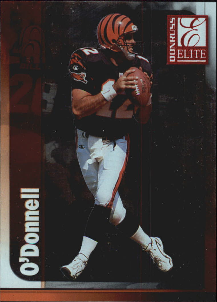 1999 Donruss Elite #14 Neil O'Donnell