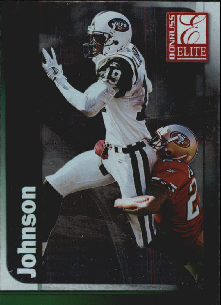 1999 Donruss Elite #19 Keyshawn Johnson
