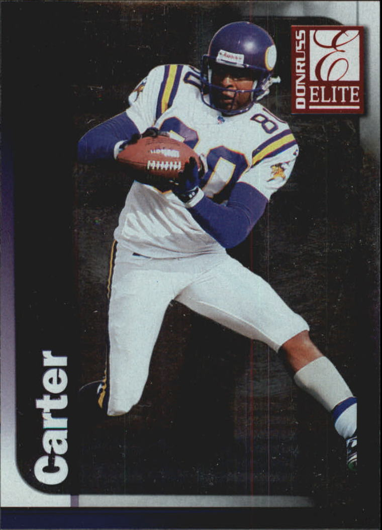 1999 Donruss Elite #20 Cris Carter
