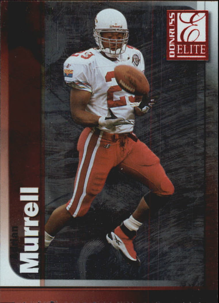 1999 Donruss Elite #29 Adrian Murrell