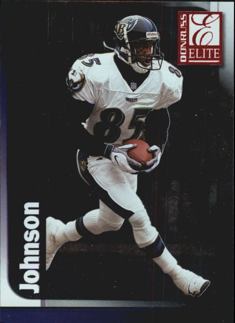 1999 Donruss Elite #35 Pat Johnson