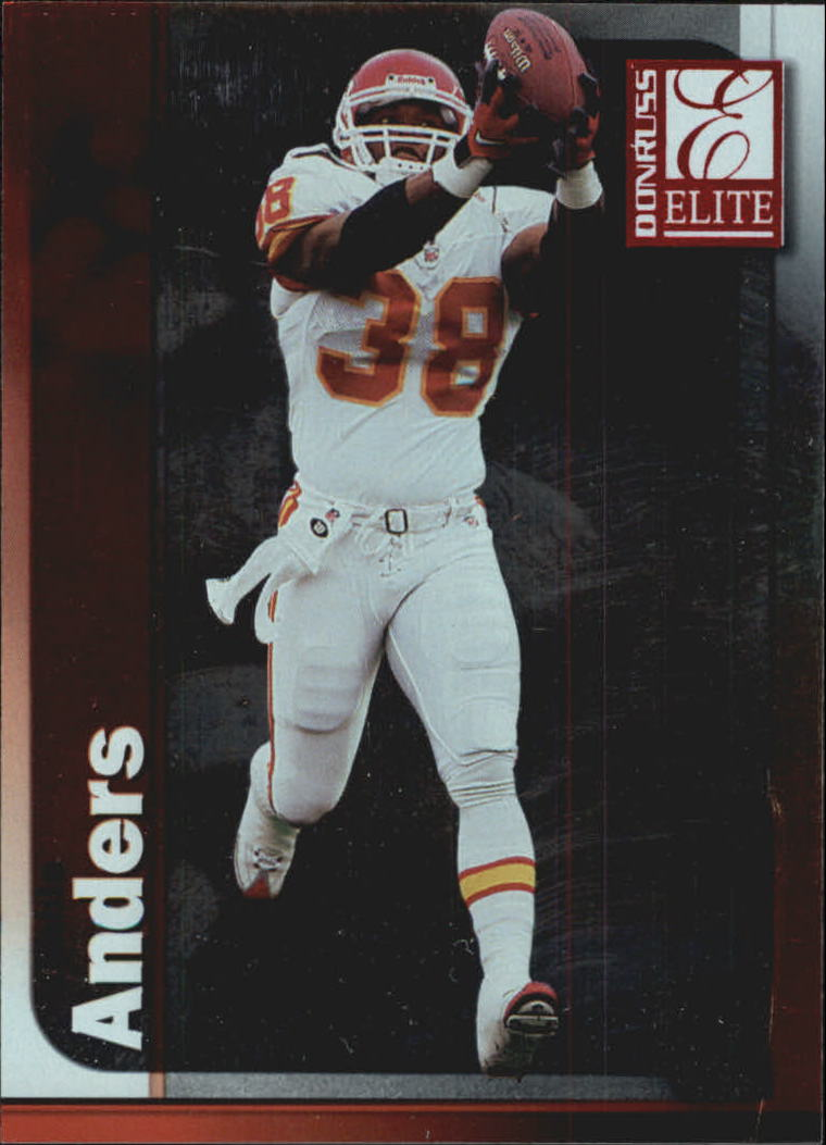 1999 Donruss Elite #38 Kimble Anders