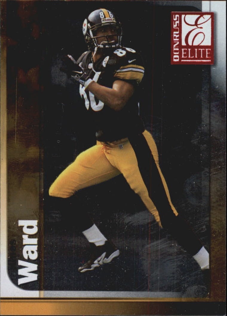 1999 Donruss Elite #48 Hines Ward