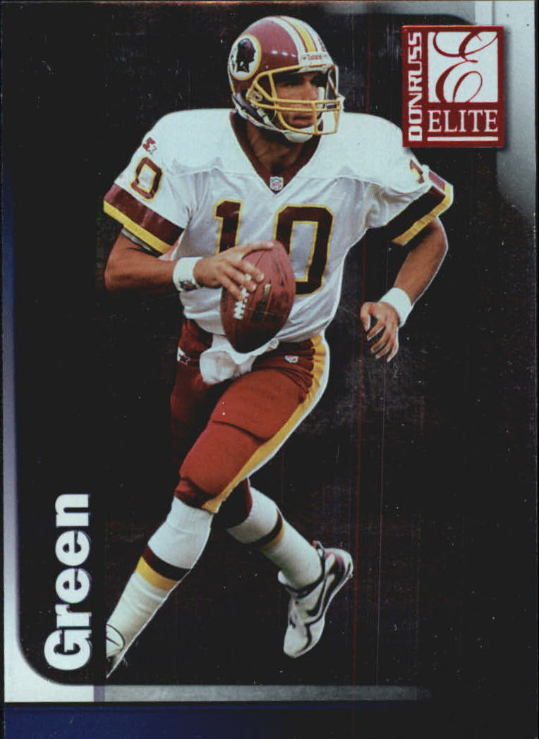 1999 Donruss Elite #49 Trent Green