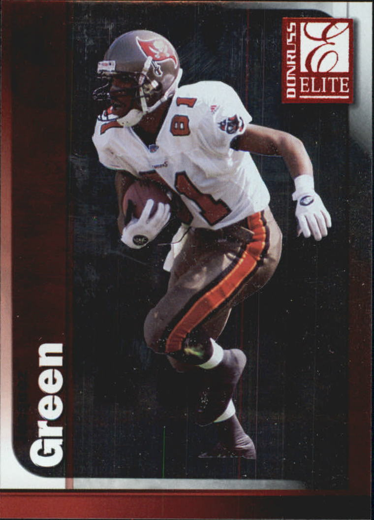 1999 Donruss Elite #53 Jacquez Green