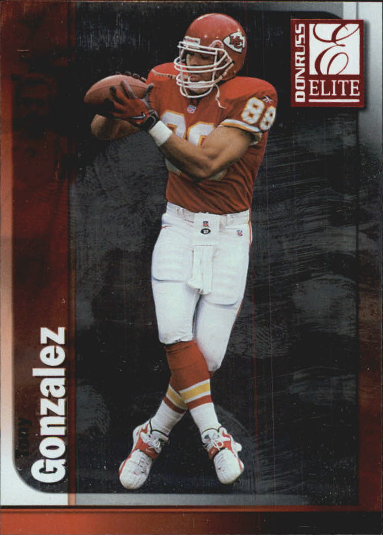1999 Donruss Elite #59 Tony Gonzalez