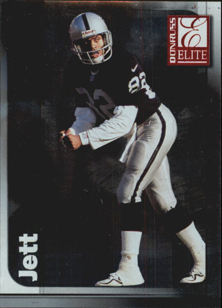 1999 Donruss Elite #62 James Jett