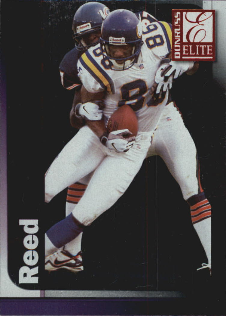 1999 Donruss Elite #66 Jake Reed