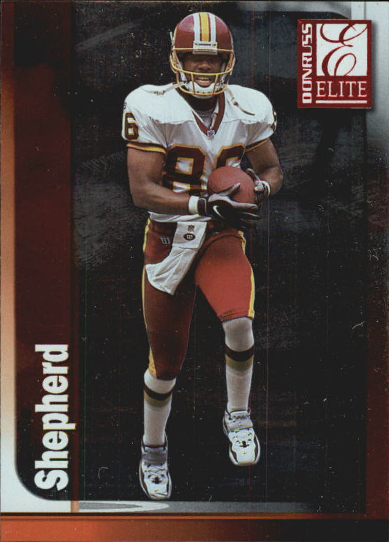 1999 Donruss Elite #68 Leslie Shepherd