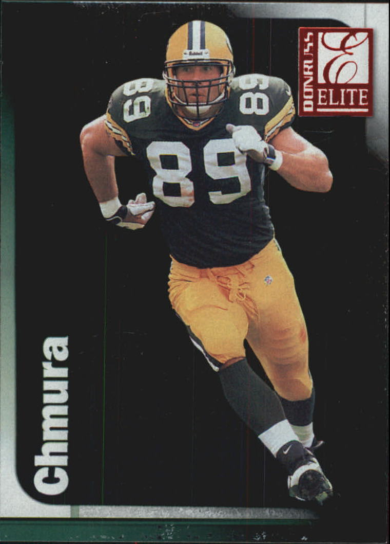 1999 Donruss Elite #69 Mark Chmura