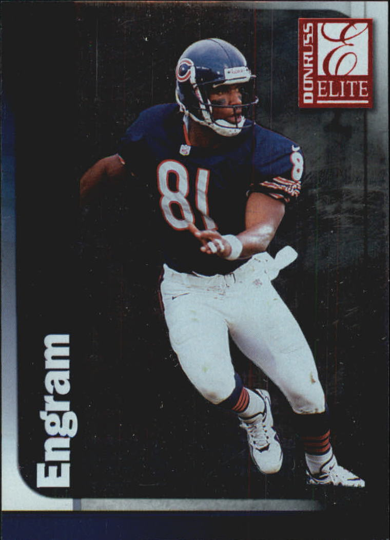 1999 Donruss Elite #70 Bobby Engram