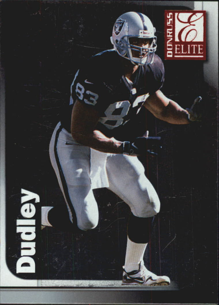 1999 Donruss Elite #71 Rickey Dudley
