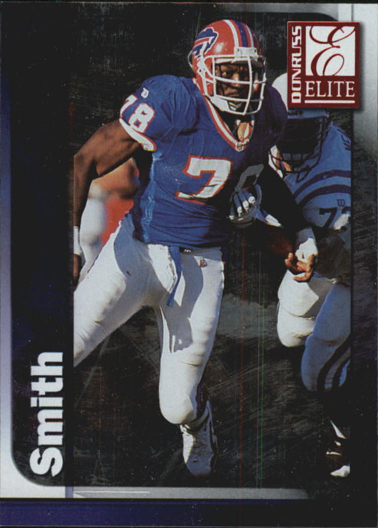 1999 Donruss Elite #79 Bruce Smith