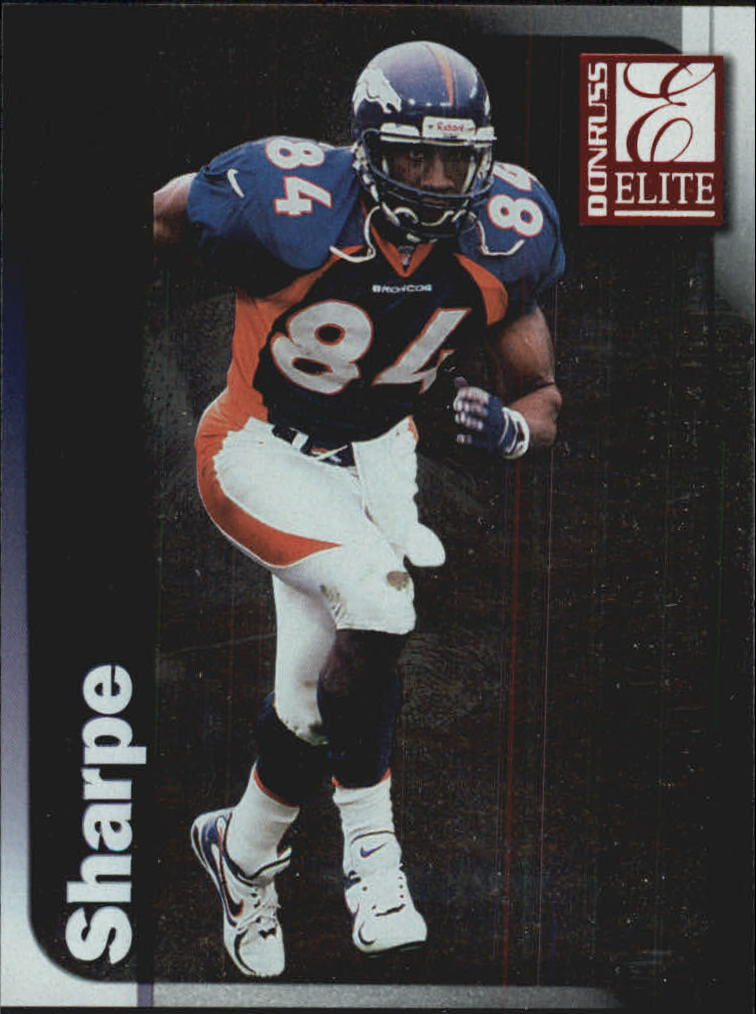 1999 Donruss Elite #84 Shannon Sharpe