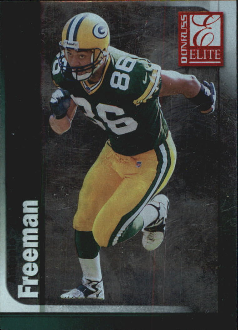 1999 Donruss Elite #86 Antonio Freeman