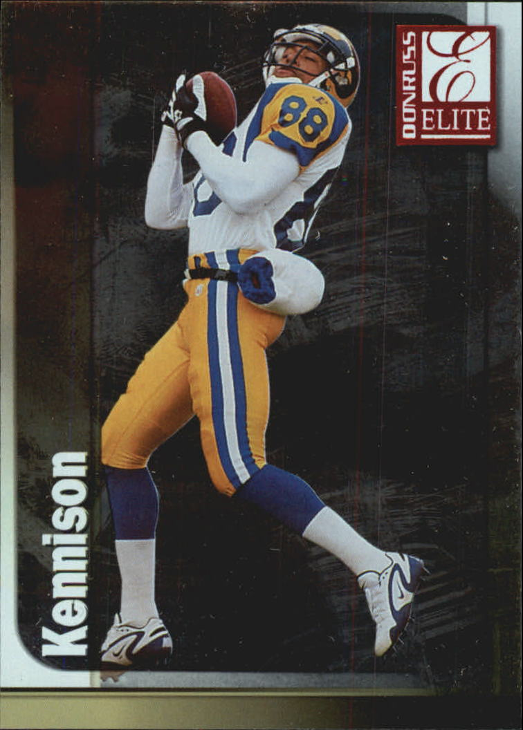 1999 Donruss Elite #95 Eddie Kennison